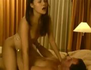 Horny Thai Babe Fucks Two Times