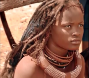The Himba people of Africa