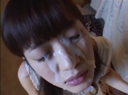 Intense Japenese Babe Facial Compilation 2