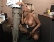 usa Czech - sex in an office