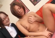 How To Train a JAV star... Lesson 1 - Lesbianism
