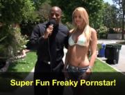 Sky John interviews Super Freaky Aussie Pornstar Chloe Conrad