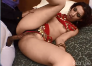 Indian Hottie Fucked in the Pussy and Ass