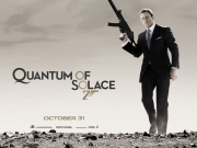 Quantum of Solace (2008) - James Bond
