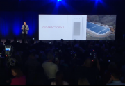Elon Musk Debuts the Tesla Powerwall
