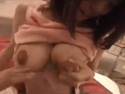 Uncensored Japanese Lactating Babe Fucked