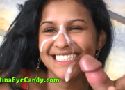 Brazilian Teens - Cum on Face Compilation