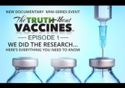 The Truth About Vaccines Docu series  Episode 1  Robert F. Kennedy Jr Interview Smallpox Vaccine