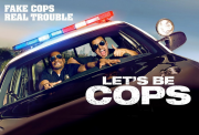 Lets Be Cops (2014) 720p