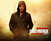 Mission Impossible - Ghost Protocol - Tom Cruise - 2011