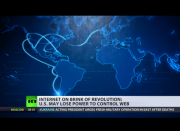 Internet on brink of revolution as US may lose cyber control - #netmundial2014