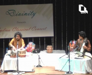 Sourabh Goho & Shri Allarakha Kalavant - ICCR, Kolkata