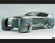 2016 Rolls-Royce 103EX VISION NEXT 100 Concept Self Driving Car COMPLETE