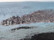 Biggest Ice Glacier Collapse Ever Recorded Global Warming Is REAL