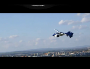 Flying Car AeroMobile
