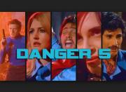 Danger 5 - The Diamond Girls - Funny Stuff - Complete series