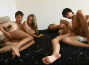 Young Russians Fucking
