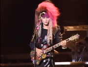 X Japan - Visual Shock DVD VII _ Visual Shock Vol 4 Hametsu Ni Mukatte 1992 1 7 Tokyo Dome Live