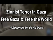 Zionist Terror in Gaza - Free Gaza and Free the World