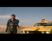 Mad Max car chase