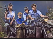 Danger 5 - Series 1 -   Funny Stuff - Complete series! - Six Episodes!