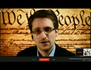 Snowden rocks SXSW -  FULL SPEECH