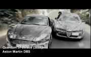 James Bond car chases plus some boat chases