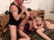 Blonde Czech Pornstar Nathaly Cumshot Compilation