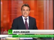 African deaths caused by poverty, HIV overrated