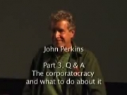 Part 3 0f 3 John Perkins interview