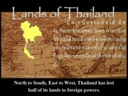 Lands of Thailand - Then and now.