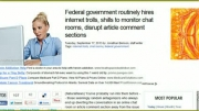 Proof! paid Shill Admits Federal Government Hires Trolls to Attack Public on Social Media